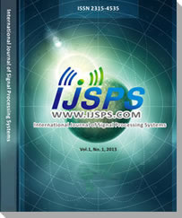 International Journal of Signal Processing Systems